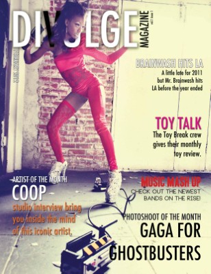 Divulge Magazine: February 2012 Issue