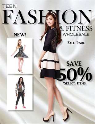 Teen Fashion & Fitness - Fall Issue - *Approved Vendors Only
