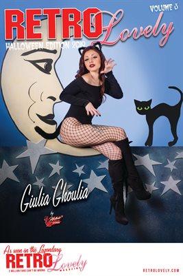 Giulia Ghoulia Poster