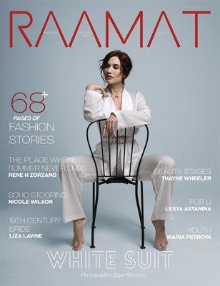 RAAMAT Magazine February 2021 Issue 3