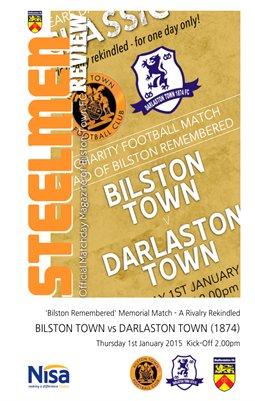 Bilston Town v Darlaston Town (1874)