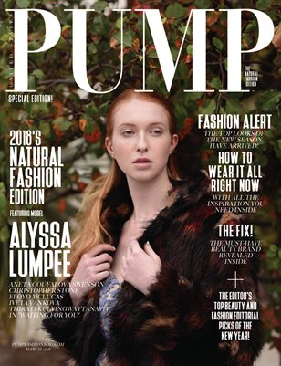 PUMP Magazine - The Natural Edition - Vol. 1