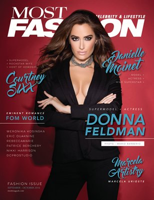 Most Magazine – Fashion SEPT-OCT'16 ISSUE NO.13