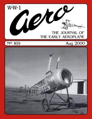 WW1 Aero #169 - August 2000