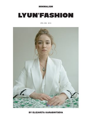LYUN ISSUE No.16 (VOL No.1) C3