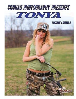 Cronas Photography Presents Tonya Issue 5
