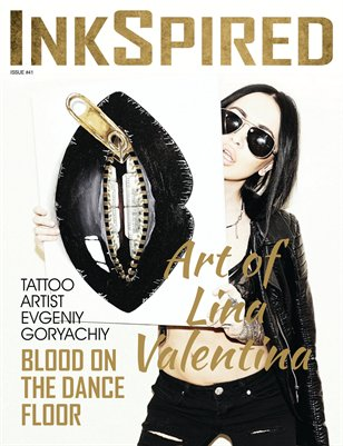 InkSpired Magazine Issue No. 41