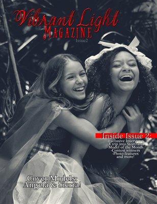 Vibrant Light Magazine: Issue 2 ||  Storybook Issue