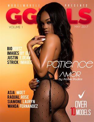 Model Modele Presents GGurls Magazine Volume 1