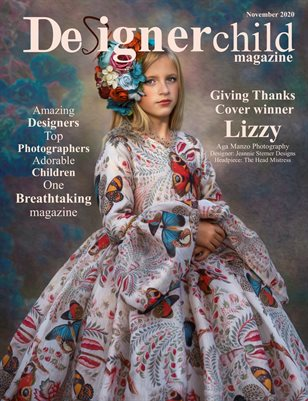 Designer Child Magazine November 2020 Giving Thanks