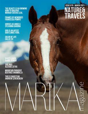 MARIKA MAGAZINE NATURE & TRAVELS (ISSUE 679 - MARCH)