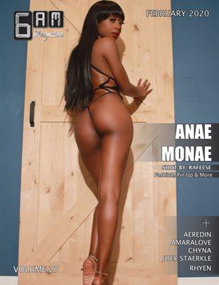 6 A.M. Magazine Volume 27 (Anae Monae)
