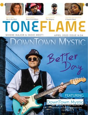 ToneFlame Magazine April 2020