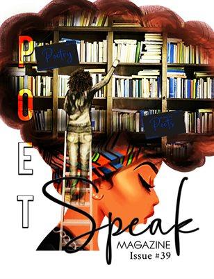 Poet Speak Magazine Issue #39
