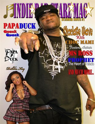 Indie Rap Starz Mag Summer Issue