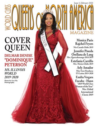 World Class Queens of North America Magazine Issue 3 with Dominique Peterson