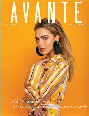 Anne Winters October 2019