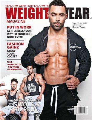 Weight2Wear: Darren/KJ