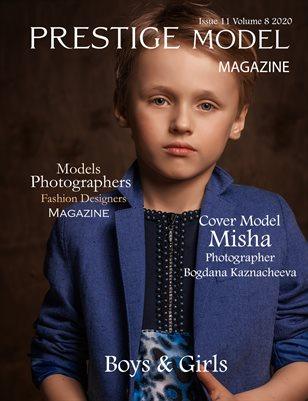 Prestige Models Magazine_ Boys & Girls P1
