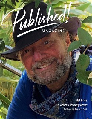 PUBLISHED! #15 Excerpt featuring Hal Price!