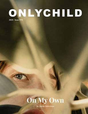 ONLYCHILD Issue 6 Cover D