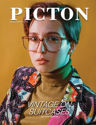 Picton Magazine MARCH 2019 N58 Cover 3