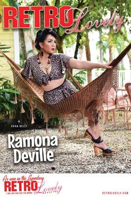 Ramona Deville Cover Poster