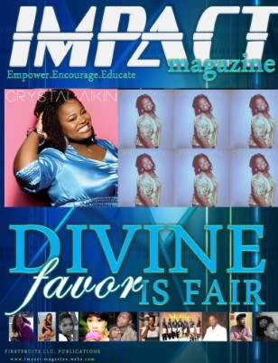 July Issue - Divine Favor Is Fair