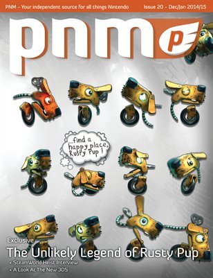 Pure Nintendo Magazine (PNM) Issue 20