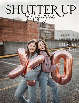 Shutter Up Magazine, Issue 174