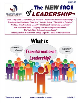 What Is Transformational Leadership? (July 2012)