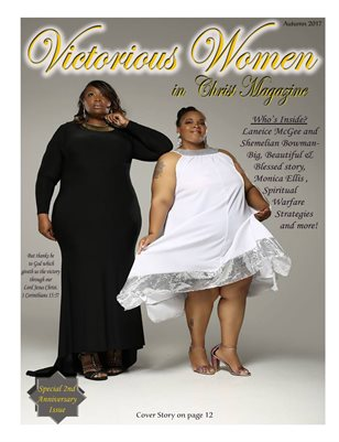 Victorious Women in Christ Magazine*Autumn 2017* Special Anniversary Issue