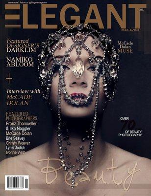 Beauty Book 1 Cover 2 (Dec. 2013)