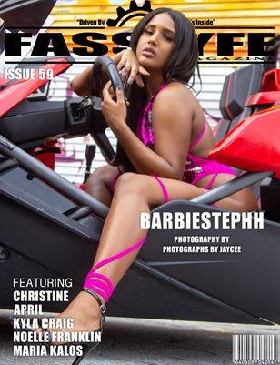 FASS LYFE MAGAZINE ISSUE 59 FT. BARBIESTEPHH