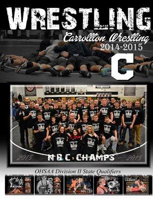 CHS Wrestling Team Magazine