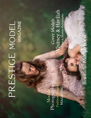 Prestige Models Magazine_ Beautiful Motherhood Part 1
