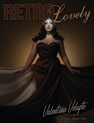 Retro Lovely No.100 – Valentina Volupte Cover