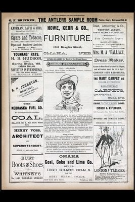 1888 OMAHA, NEBRASKA BUSINESS ADS NO.4