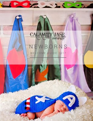 Calamity Jane's Newborn Welcome Guide