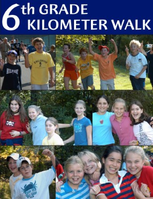 2011 6th KM Walk