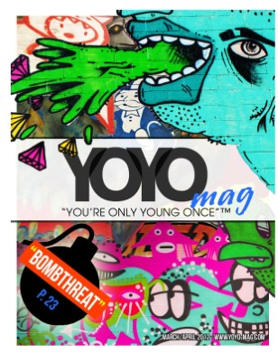 YOYO Magazine March/April 2012 (Corrected Issue)