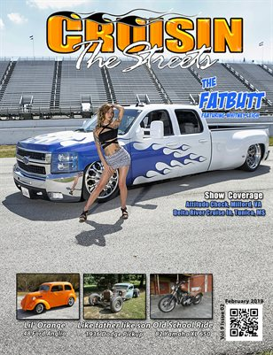 February 2018 Issue, Cruisin the Streets