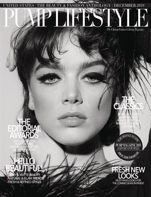 PUMP Magazine | Beauty & Fashion Anthology | December 2019 | Vol. 1