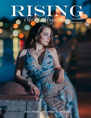 Rising Model Magazine Issue #124