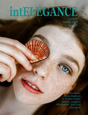 intElegance magazine issue 48 - January 2019 Artistry