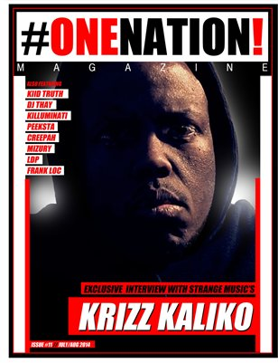 #OneNation! Magazine Issue #11 (July/Aug 2014)
