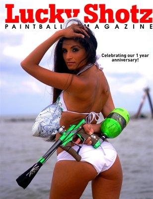 Lucky Shotz 1yr Anniversary Swimsuit Issue