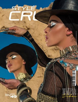 MAY 2020 Issue (Vol: 49) | STYLÉCRUZE Magazine