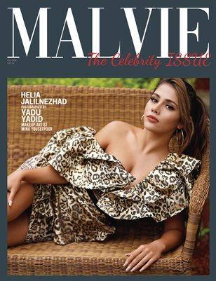 MALVIE Mag The Celebrity ISSUE Vol. 01 October 2020