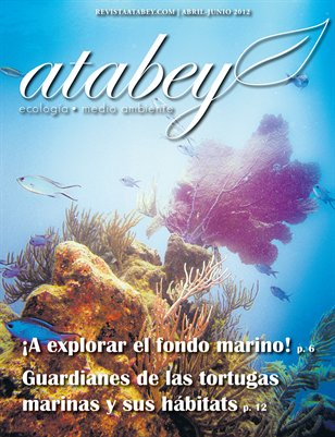 Revista Atabey abril 2012